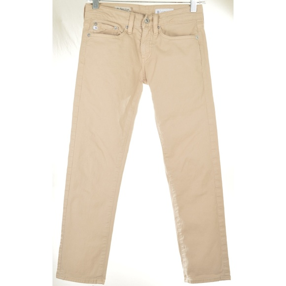 AG Adriano Goldschmied Theory jeans 23 Piper Crop